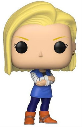 DRAGON BALL - ANDROID 18 - C18 (POP 530)