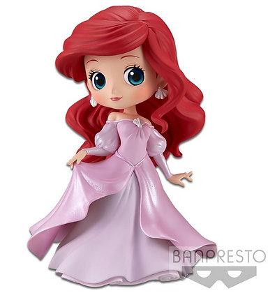 Q posket Disney Characters - Ariel Princess Dress (B Pink Dress)