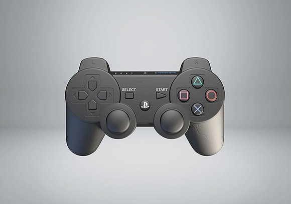PLAYSTATION - Manette Anti-Stress