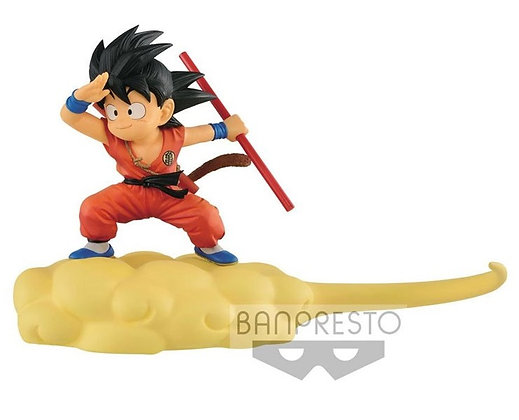 DRAGONBALL - Kitoun Figurine de collection Son Goku 13cm