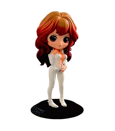 LUPIN THE THIRD Q posket -FUJIKO MINE- Couleur Blanche