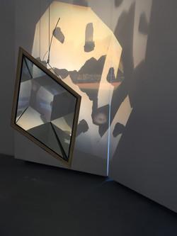 Miroir d'image -le miroir kaléidoscopique-