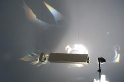 Miroir de lumière
