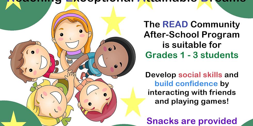 READ Community After-School Program