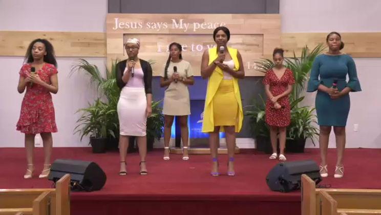 Praise and Worship with Shiloh AYYA (July 4, 2020)