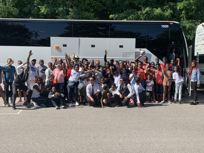 Bus Trip to 30,000 Islands