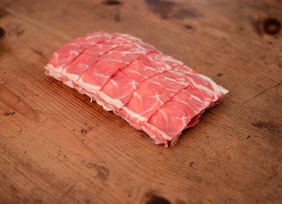 Lamb Sukiyaki