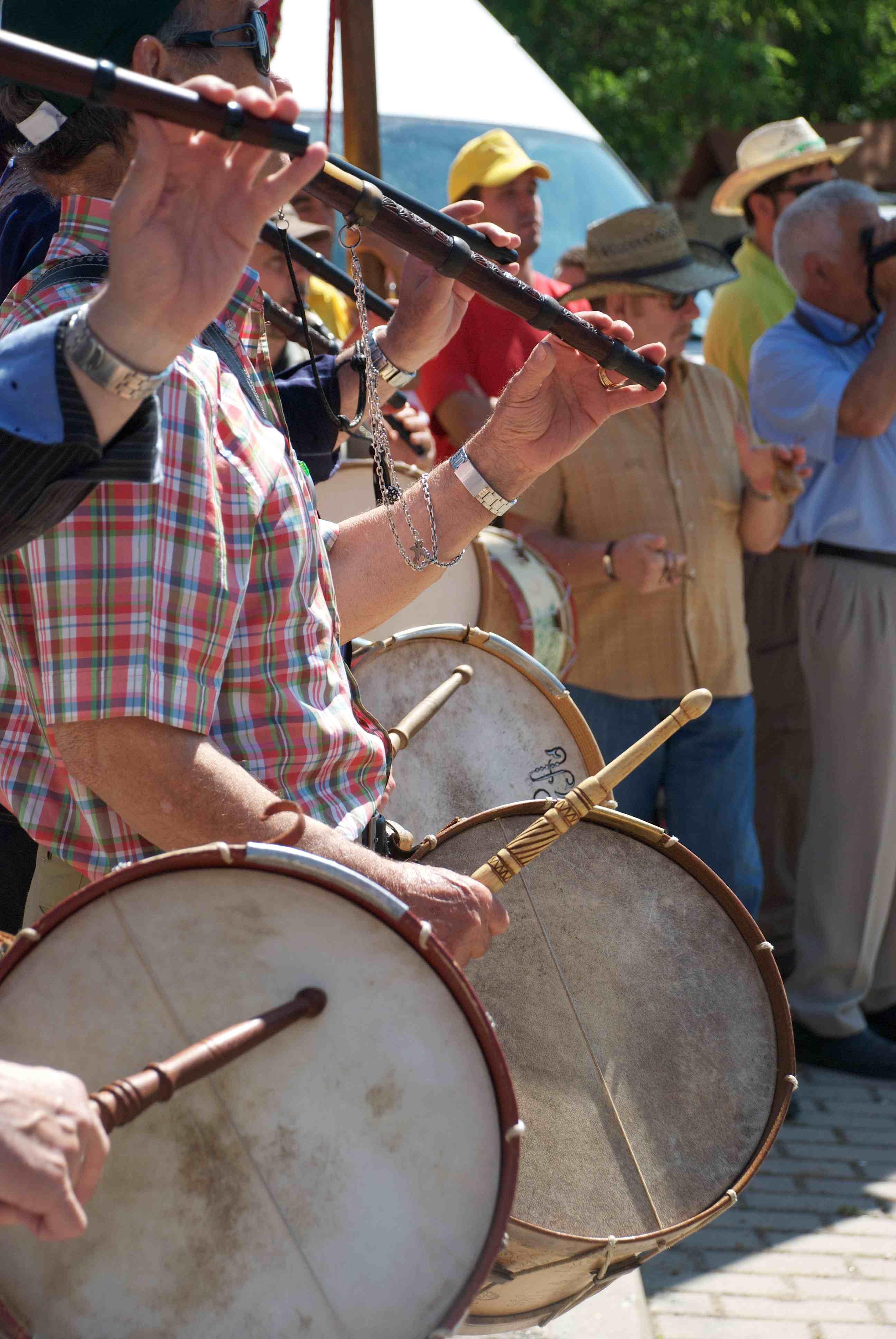 Flauta y Tamboril - Zamora