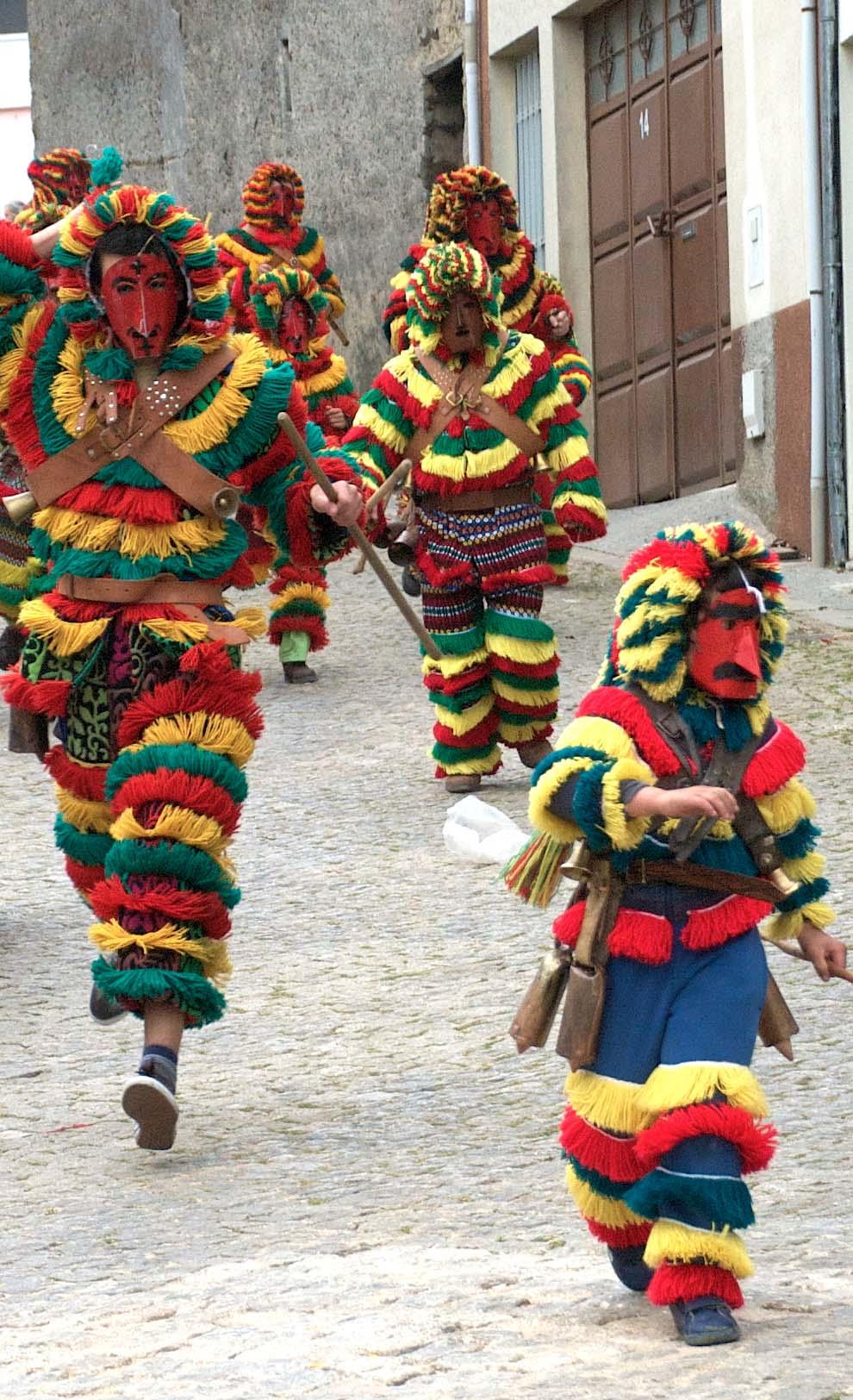 Podence Carnival