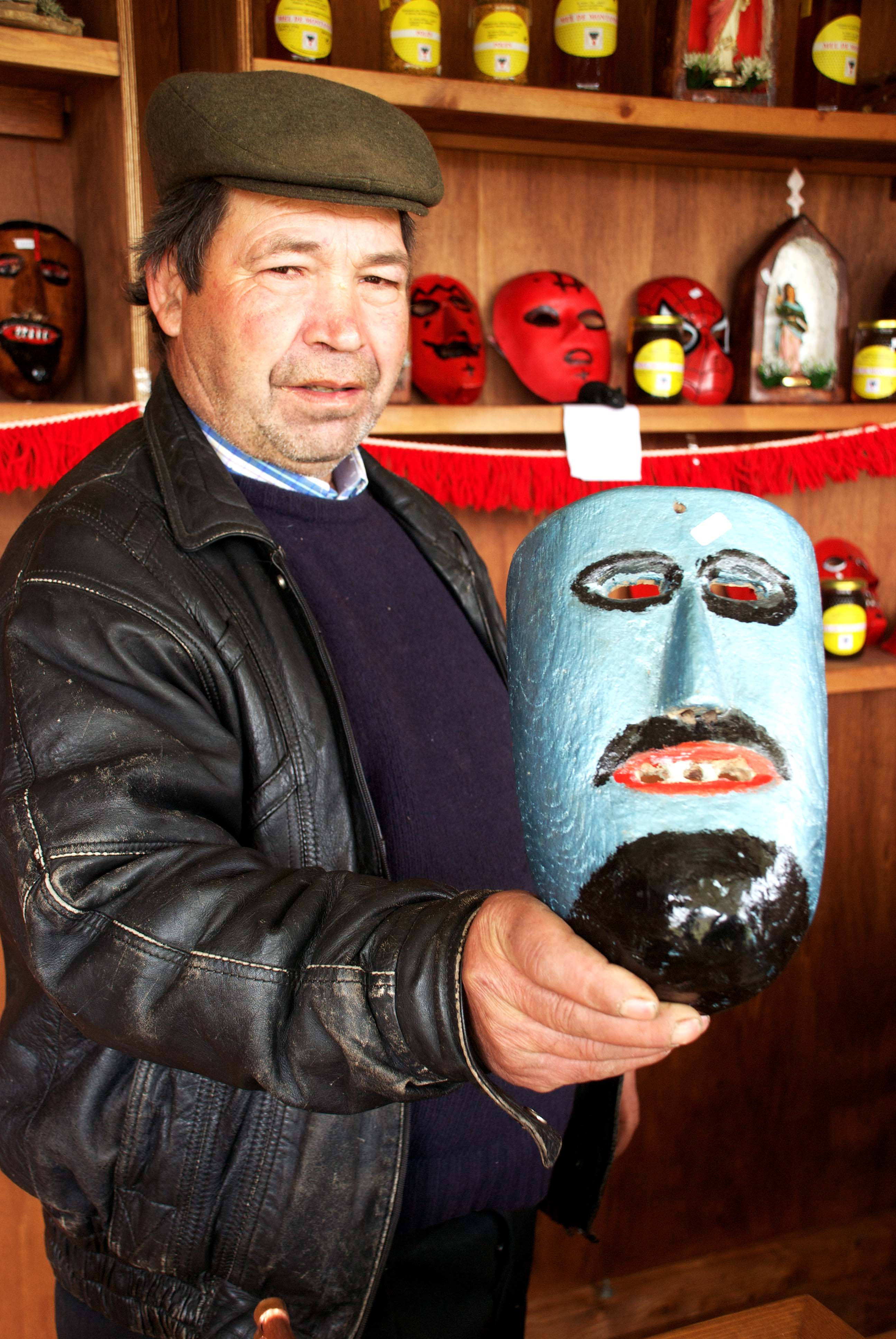 Podence - Carnival Mask