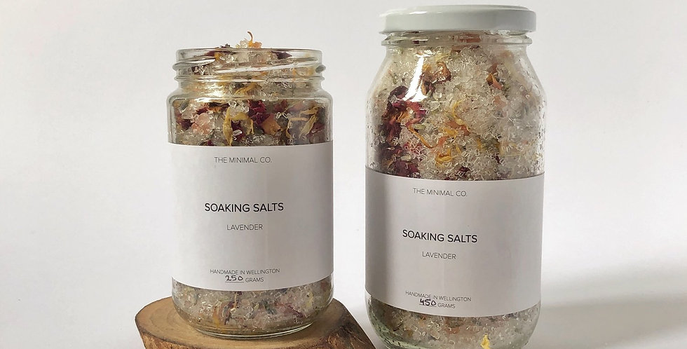 Soaking Salts