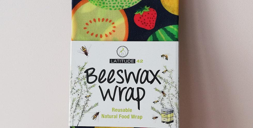 Beeswax wrap Single- Fruit