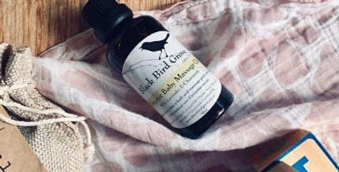 Baby Massage Oil- Organic