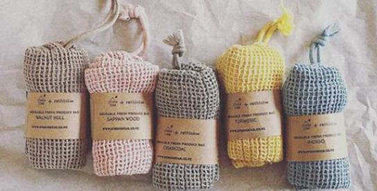 Reusable Fresh Produce Bags