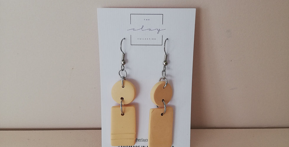 Clay Collection Earrings