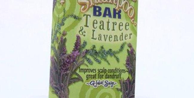 Teatree & Lavender Shampoo Bar