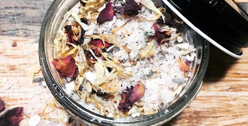 Bath Soak - Rose & Chamomile