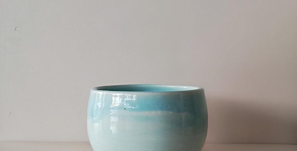 Pale blue small bowl