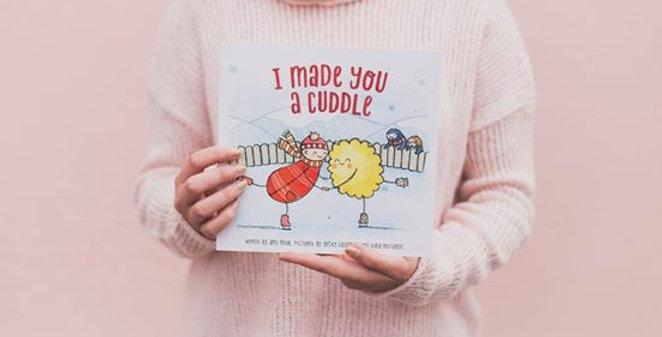 I Made You a Cuddle - Paperback