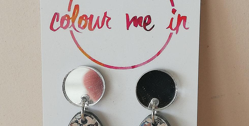 Colour Me in earrings