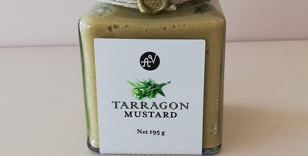 Handmade Tarragon Mustard