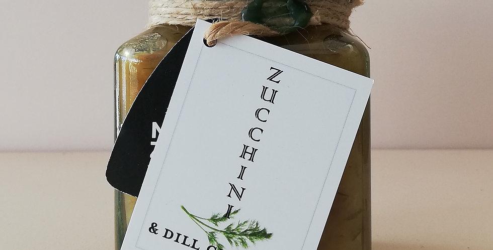 Handmade Zucchini & Dill Chutney