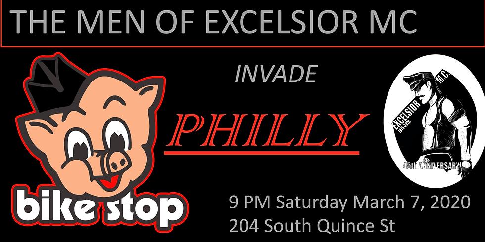 Invasion of Philadelphia