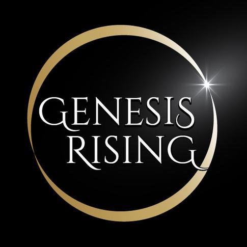 Genesis Rising Logo