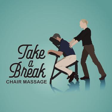 Take a Break Chair Massage logo