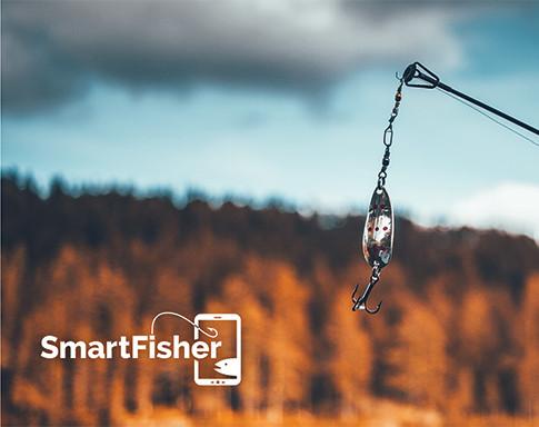 Smartfisher logo