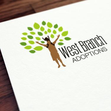 West Branch Adoption logo