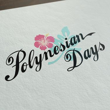 Polynesian Days logo