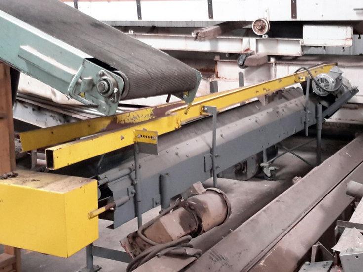 """V"" Conveyor"