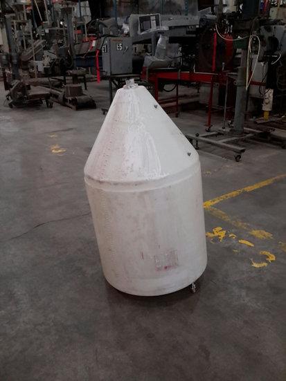 Gustafson Treatment Poly Tank