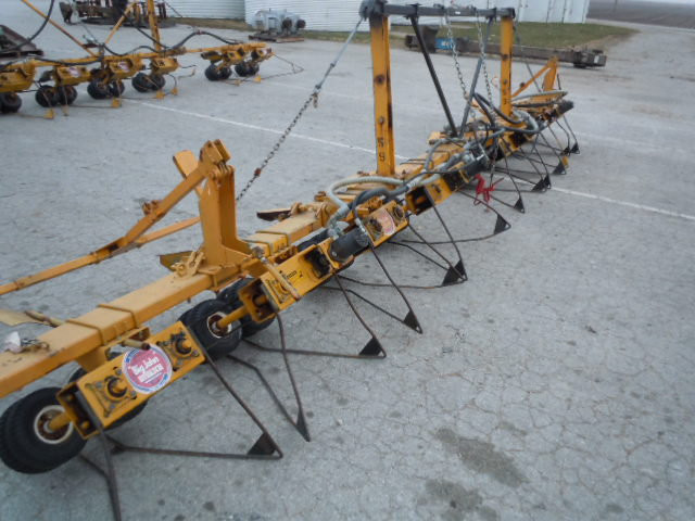 Detasseler 8 Row Puller  Heads