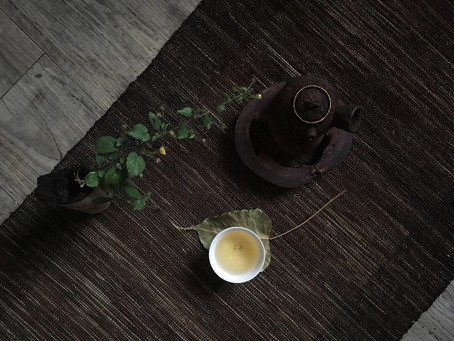 禪花與茶 Zenhana and Tea