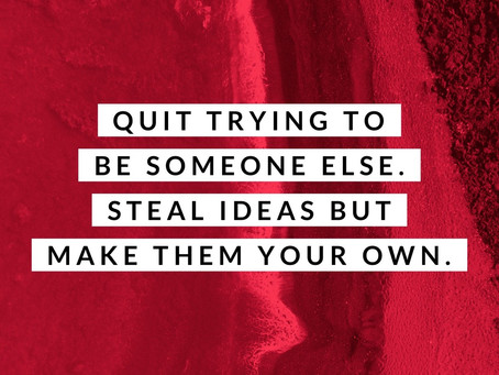 Three Things You Need To Quit To Be A Successful Creative Entrepreneur