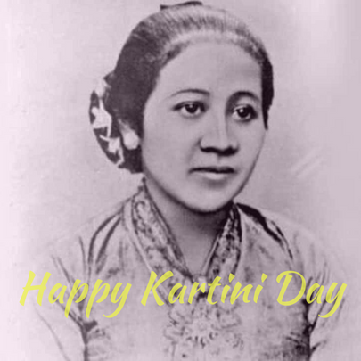 Happy Kartini Day!