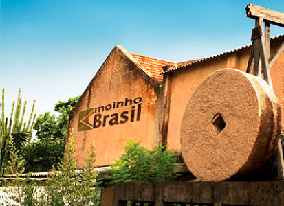 Sede Antiga Moinho Brasil