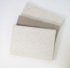 Cadernos Tarsila, papel artesanal