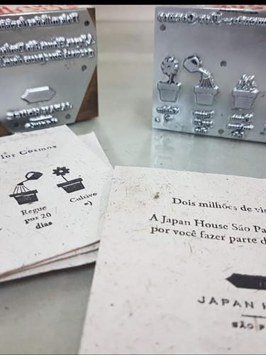 Convited da Japan House, de São Paulo