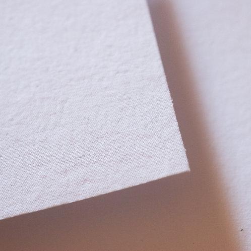São Paulo 50% algodão, 250g, A4  - pacote a partir de 10 unidades