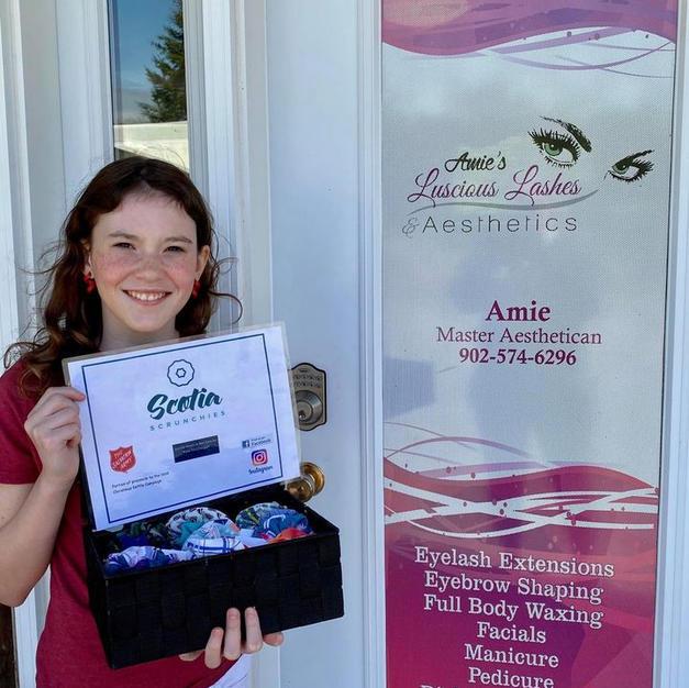 Amie's Luscious Lashes and Aesthetics