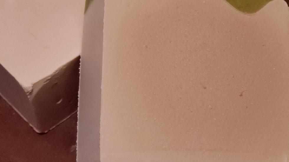 Key Lime Goat's Milk w/ Honey Soap