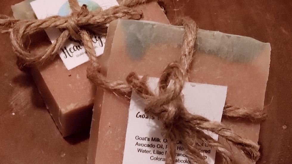 Lilac Goat's Milk w/ Honey Soap