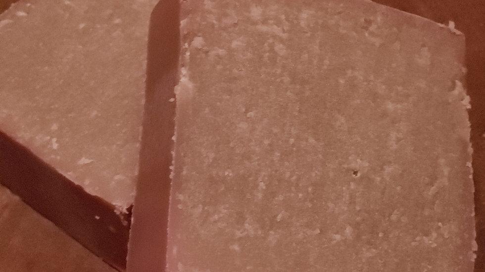 Raspberry Jam Goat's Milk w/ Honey Soap