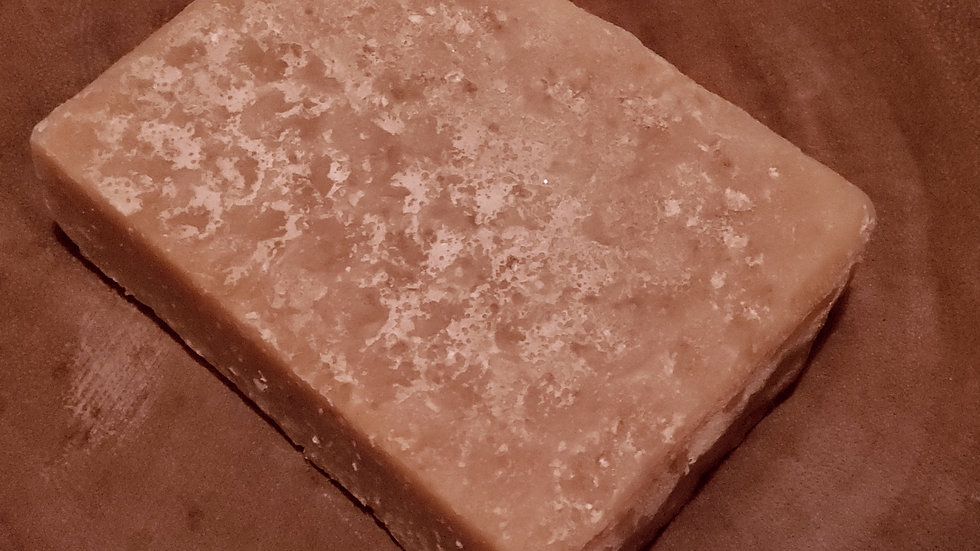 Goat Milk, Cinnamon, Oats &Honey Soap