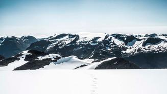 Mangoshake landscape Norway