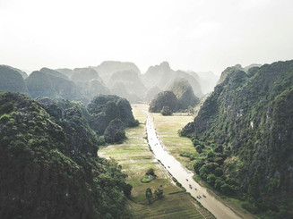 Mangoshake landscape Tamcoc Vietnam