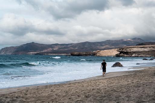 Mangoshake landscape Fuerteventura